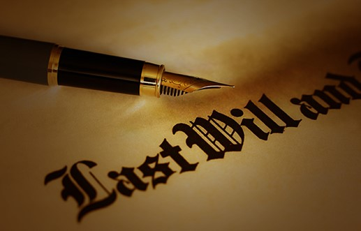 Documents - Wills, Papers