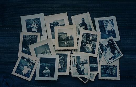 Heirlooms - Family Photos & Albums